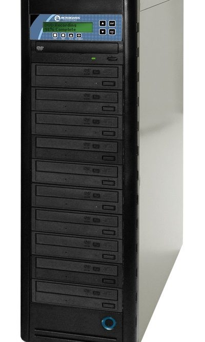 Microboards 10 bay
