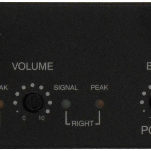 TOA AV20D Amplifier