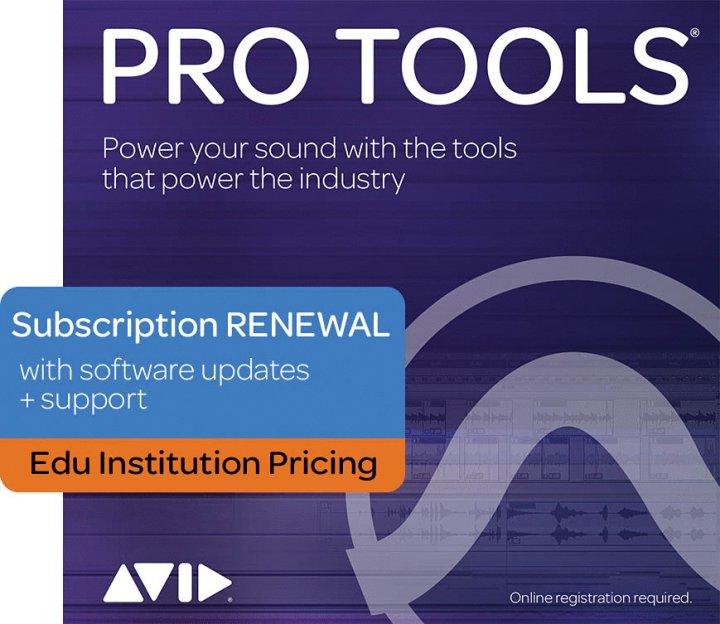 Pro Tools Educational