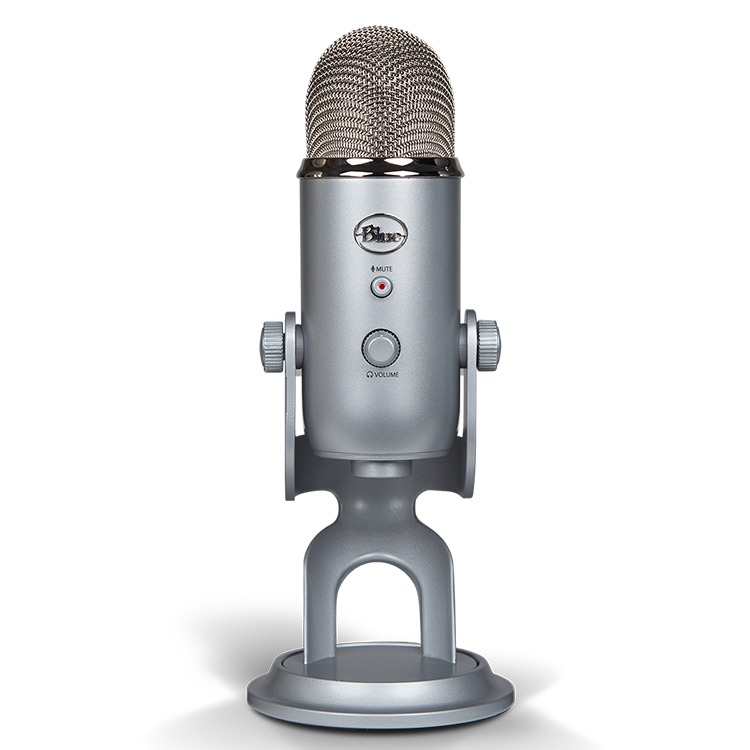 Computer USB Microphone Condenser Microphone Studio Mic with Mute Button