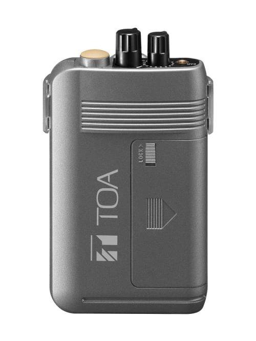 TOA Wireless Receiver Portable